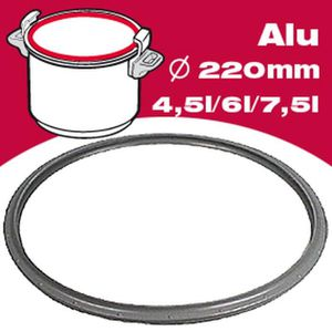ACCESSOIRE AUTOCUISEUR SEB Joint autocuiseur resistal 792728 4,5-6-7,5L Ø