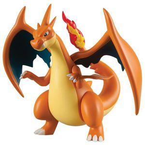 Pokemon Fig Légendaire Articulée Méga Dracaufeu Y Achat
