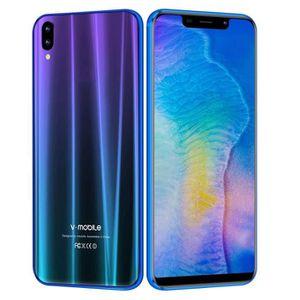 SMARTPHONE Smartphone Pas Cher 5,85 Pouce 3Go+32Go 3800mAh Ba