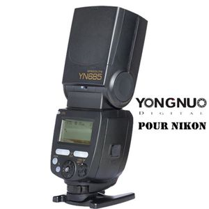 FLASH Yongnuo YN685 Flash Speedlite 1/8000s GN60 i-TTL 2