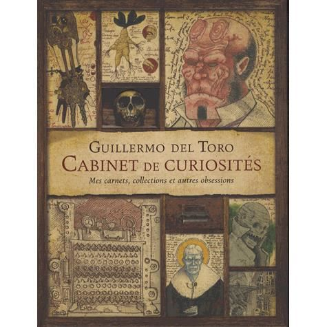 cabinet de curiosit s achat vente livre guillermo del toro marc scott zicree huginn muninn. Black Bedroom Furniture Sets. Home Design Ideas