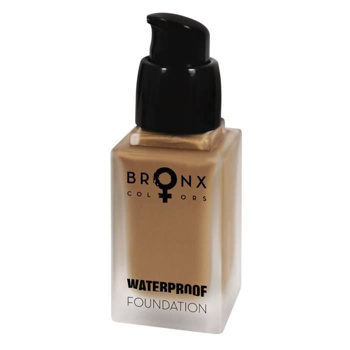Waterproof Foundation Cacao