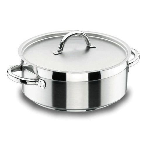 Lacor - 54028 - Faitout Chef Luxe - Diamètre 28 cm