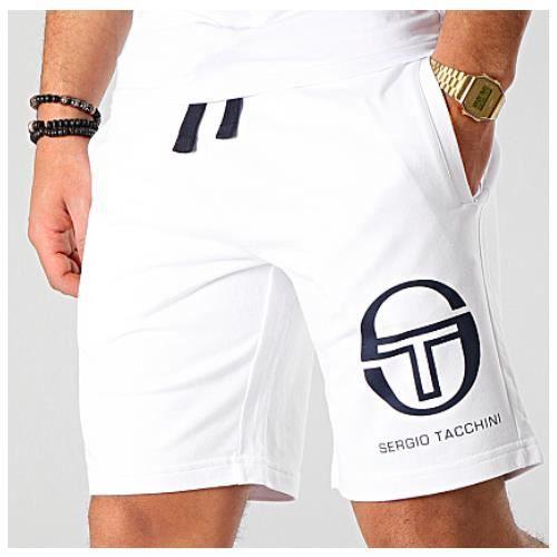 Short Sergio Tacchini Oasis 36654 000 Blanc.