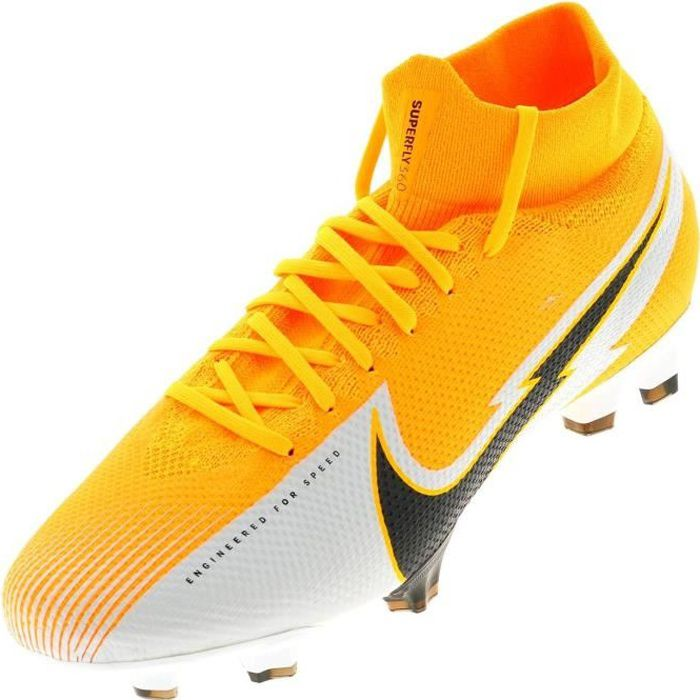 Chaussures football lamelles Mercurial superfly 7 pro fg - Nike