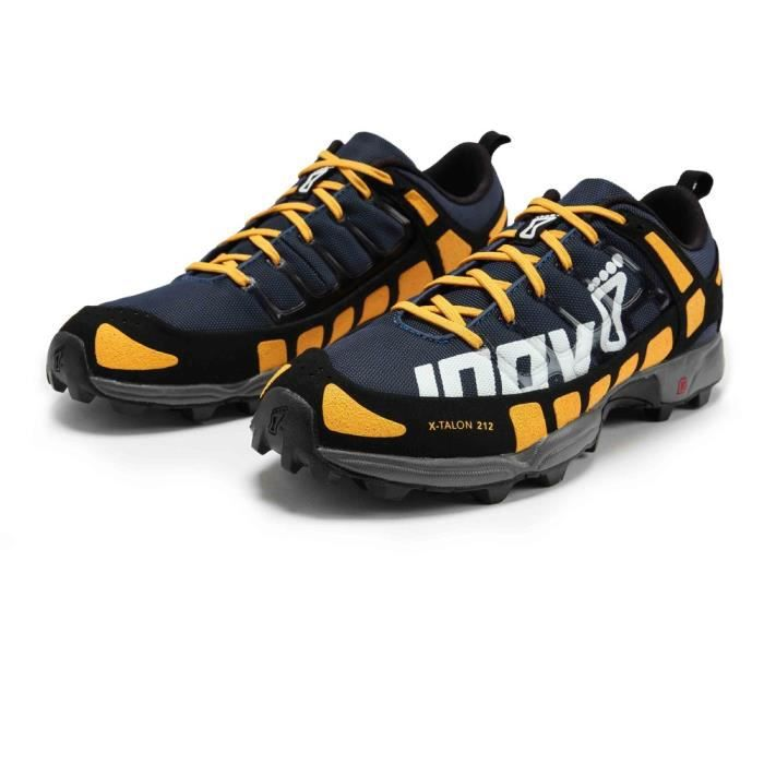 Inov8 Hommes X-Talon 212v2 Trail Chaussures De Course À Pied Basketss Sport