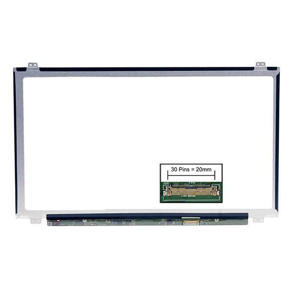 Dalle écran Lcd Led pour Packard Bell Easynote Entg81ba C6t0 15.6 1366x768 Brillante