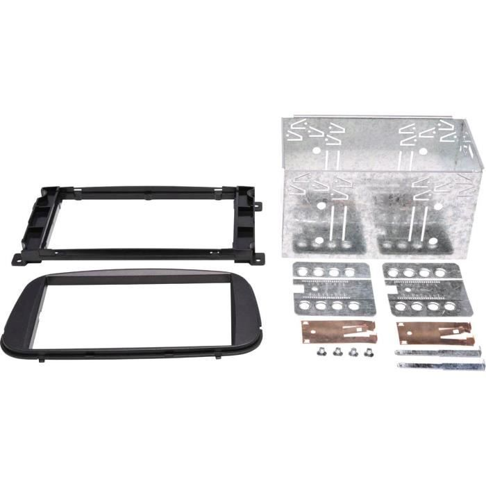 Kit integration 2 din Ford Fiesta/ C-Max/ Focus/ Fusion/ Kuga/ Mondeo/ S-Max/ Transit connect 03-14