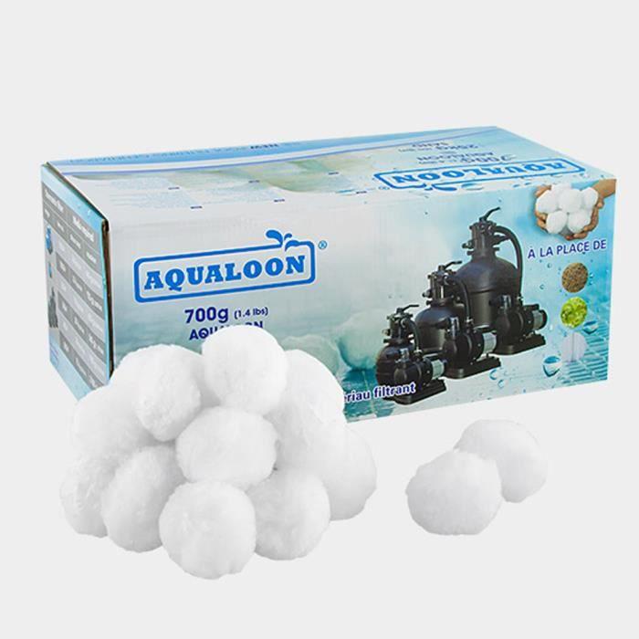 Balles filtrantes aqualoon pour filtre à sable 22 m³/h
