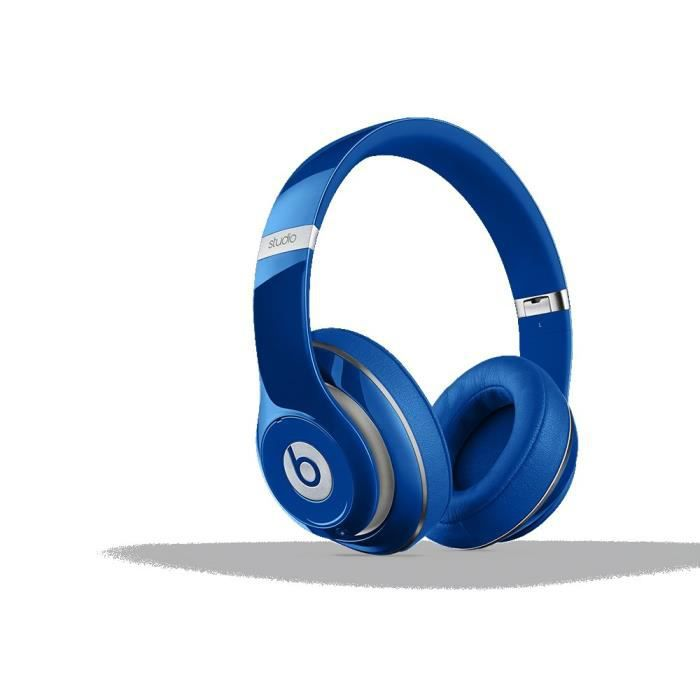 beats studio 2 bleu casque audio avec micro int gr. Black Bedroom Furniture Sets. Home Design Ideas