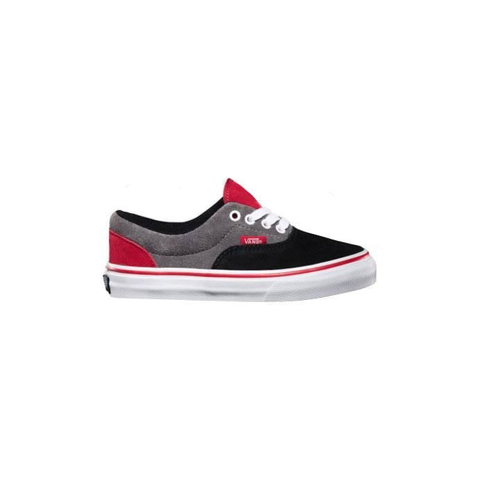 ERA KIDS tri tone suede black re...