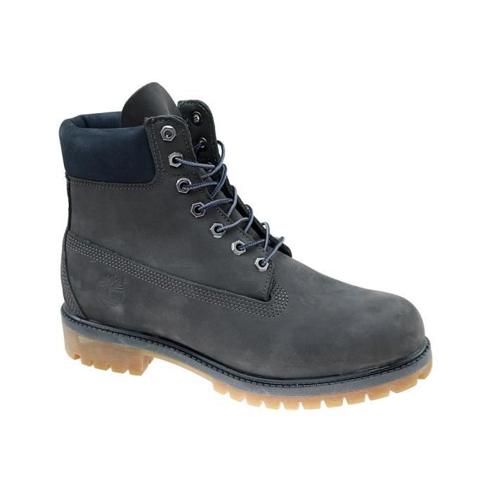 timberland hommes grise