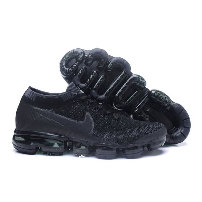 check out ecd3b 7a03b BASKET NIKE Basket Homme Flyknit Air Vapormax - Running -