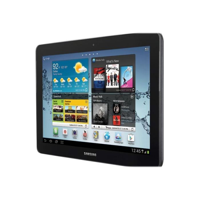samsung galaxy tab 2 10 1 wifi tablette and achat. Black Bedroom Furniture Sets. Home Design Ideas