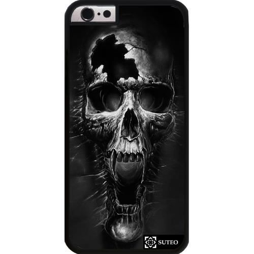 coque iphone 6 plus tete de mort