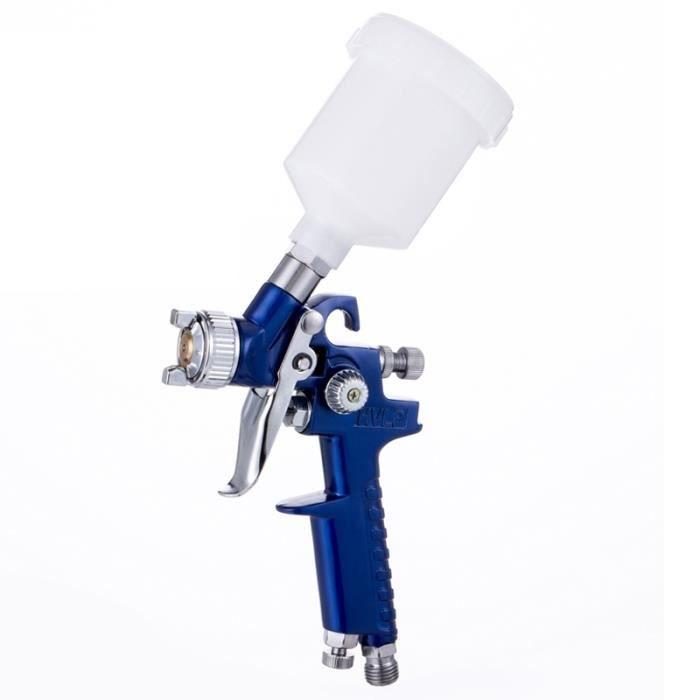 Outil Pistolet Pneumatique De Peinture Pulvérisation Haute Atomisation H827 Respectueux L Environnement Pour Les Meubles Voiture