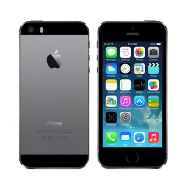 apple iphone 5s 16go reconditionn gris sid ral. Black Bedroom Furniture Sets. Home Design Ideas