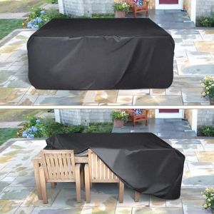 Garland Housse de Protection Salon de Jardin carr/é Compact 210 cm de Long