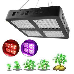 3 W E27 DEL Plant Grow Light Lampe ampoule pour Plante Fleurie croissant 85V-265V fine