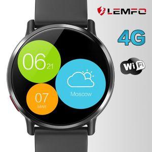 ROBOT DE CUISINE Lemfo LEMX Montre Intelligente 4G WiFi GPS 16Go Ca