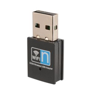 CLE WIFI - 3G XCSOURCE Mini Wifi USB Adaptateur 300Mbps Dongle s