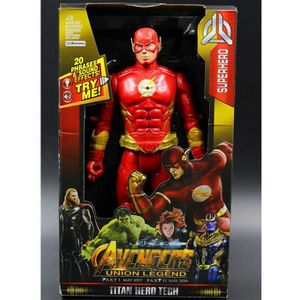 FIGURINE - PERSONNAGE Avengers - The Flash - Figurine 30cm