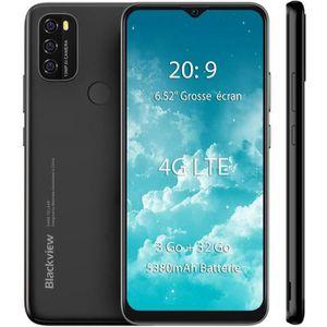 SMARTPHONE Blackview A60 Pro Smartphone 4G 6.1'' Écran goutte