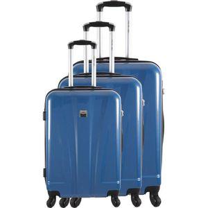 SET DE VALISES FRANCE BAG - Set de 3 valises  ABS/POLYCARBONATE B