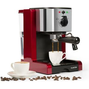 MACHINE À CAFÉ Klarstein Passionata Rossa 15 Machine à café expre