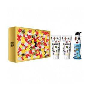 COFFRET CADEAU PARFUM Set de Parfum Femme So Real Cheap & Chic Moschino