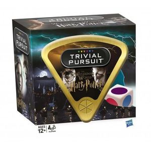 JEU SOCIÉTÉ - PLATEAU Trivial Pursuit Harry Potter