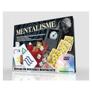 EXPÉRIENCE SCIENTIFIQUE Oid magic - MEN - COFFRET MENTALISTE AVEC DVD