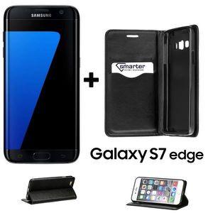 SMARTPHONE RECOND. Smartphone Samsung Galaxy S7 Edge Noir Recondition