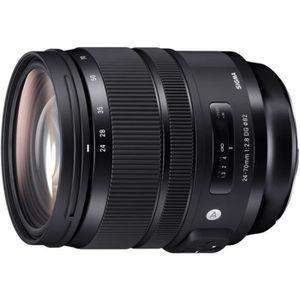 OBJECTIF Objectif pour Reflex Sigma 24-70mm F2.8 DG OS HSM