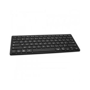 CLAVIER D'ORDINATEUR V7 Clavier sans fil Bluetooth 3.0 -IT