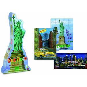 PUZZLE Vilac - 8640 - Puzzle En Bois - Puzzles New York P
