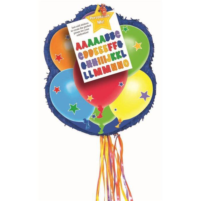 AMSCAN Pinata Ballons à personnaliser