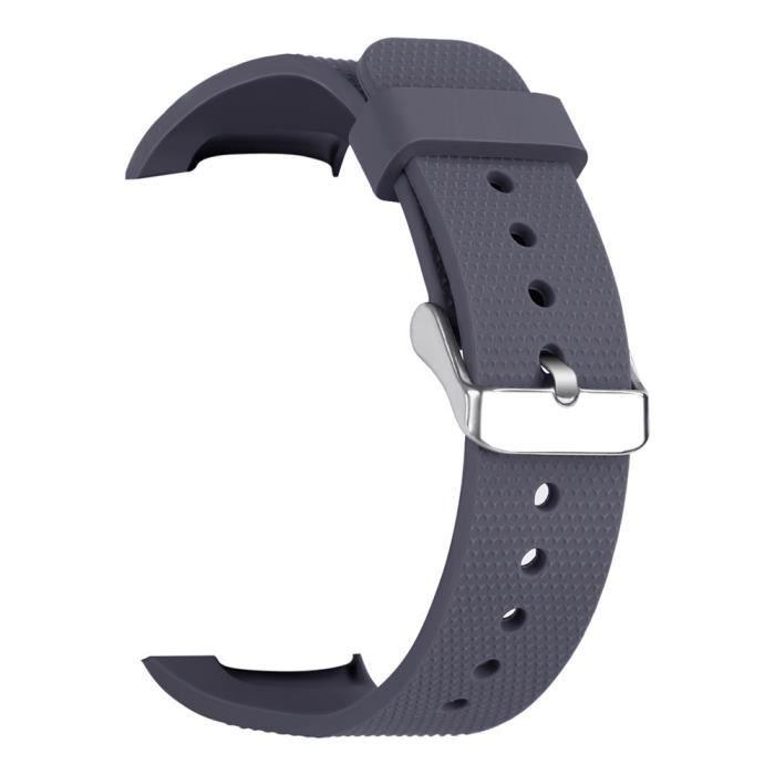 bracelet de montre vendu seul Sangle de rechange en silicone souple pour sport pour équipement Sansung Fit 2 - Fit 2Pro
