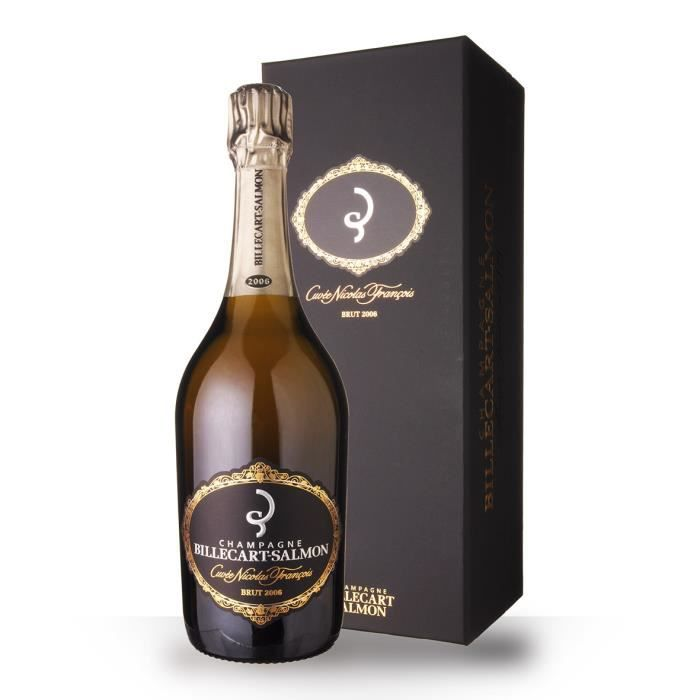 Billecart-Salmon Nicolas Francois Billecart 2006 Brut - Coffret - 75cl - Champagne