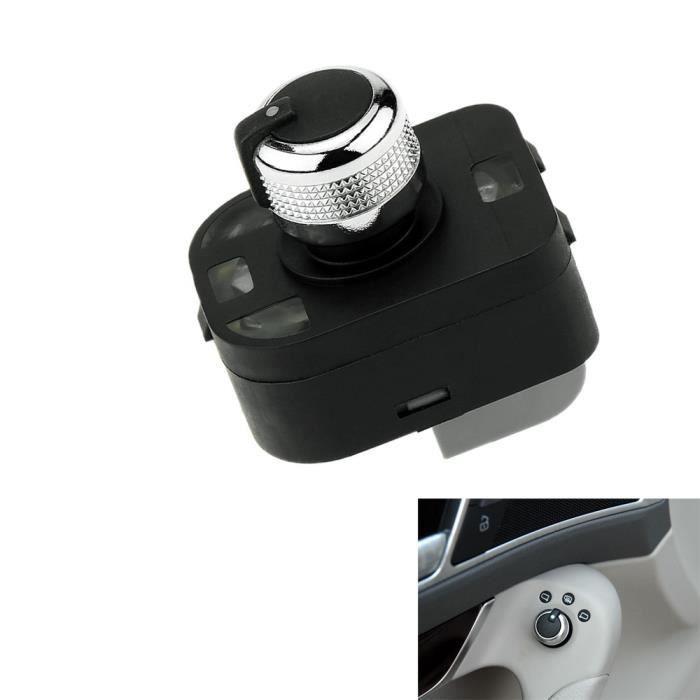Commutateur,Rétroviseur de voiture, pour Audi A4 2002, Audi A6 A8 Q7 R8, bouton de commande ajustable, 4F0959565 4F0 959
