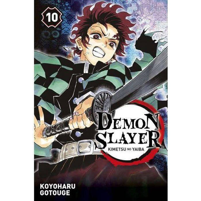 Demon Slayer Tome 10