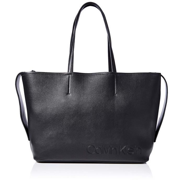 Sac à Main Calvin Klein Attached Shopper, Sacs bandoulière 3301