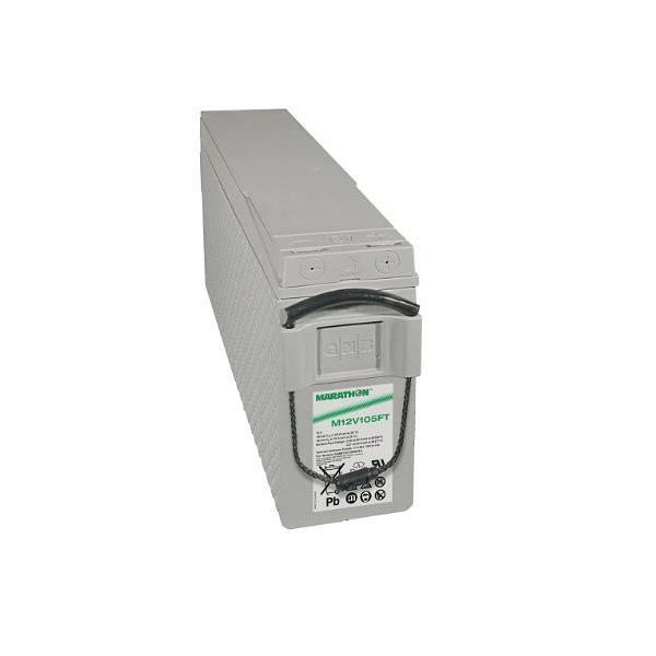 Batterie plomb AGM M12V105FT 12V 100Ah