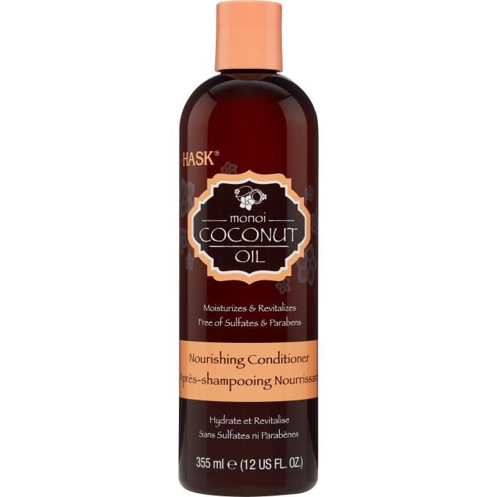 Hask - Après Shampoing Coco 355 ml
