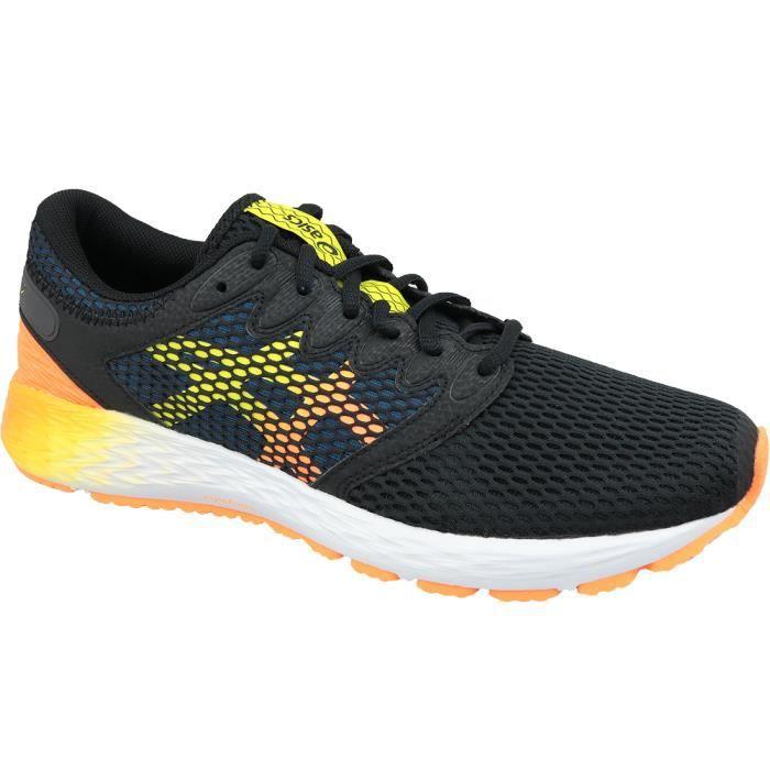Asics RoadHawk FF 2 1011A136-005 chaussures de running pour homme Noir