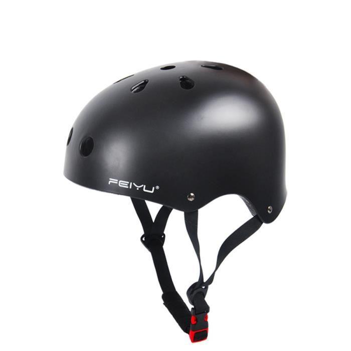PROTEGE-CHEVILLES - CHEVILLERE,Équipement de protection casque de patinage genouillères coudières protège - Type Helmet-S(25-40KG)