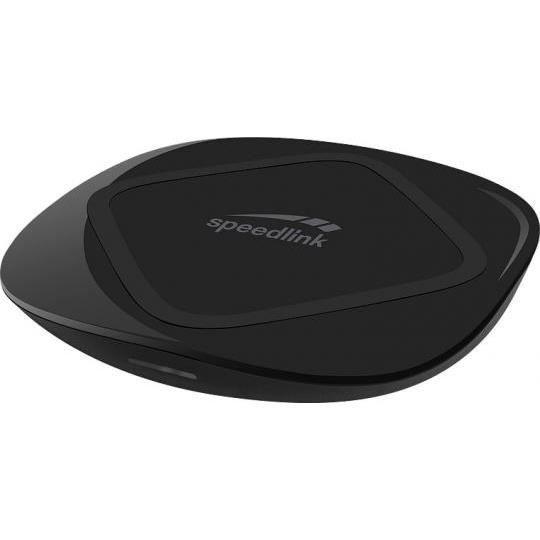 SPEEDLINK SL-690401-BK, Auto, Secteur, USB, Recharge sans fil, 1 m, Noir