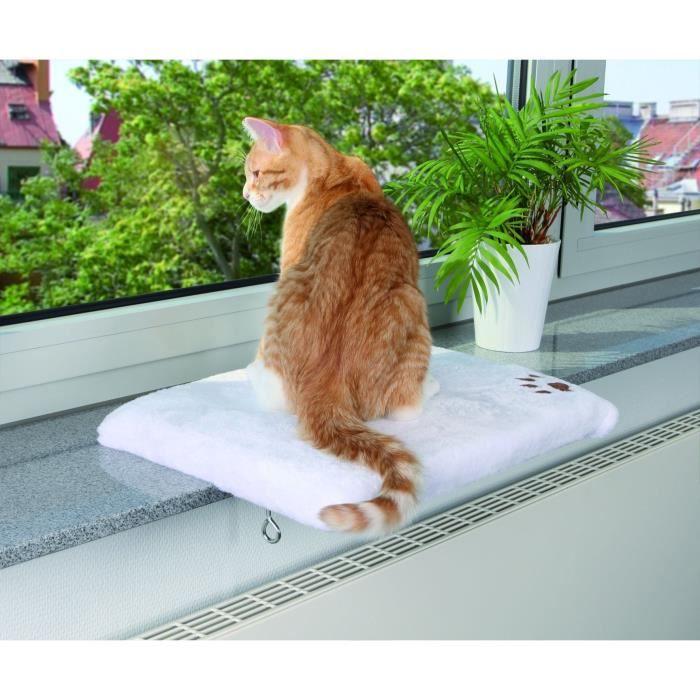TRIXIE Coin repos pour rebord de fenêtre pour chat