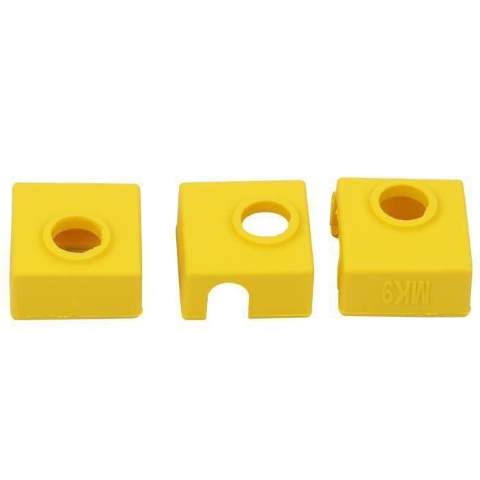 Imprimante Housse de protection en silicone jaune, 1 pièce