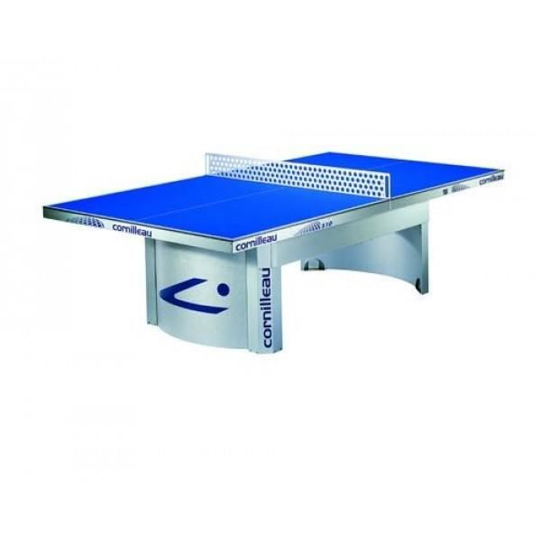 ping pong table outdoor bleue modele 510 achat vente. Black Bedroom Furniture Sets. Home Design Ideas